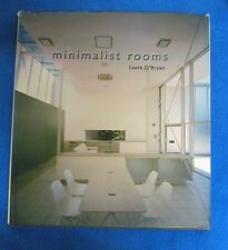 Minimalist Rooms Book Laura O'Bryan 2004 HBDJ Coffee Table Interior Design Photo