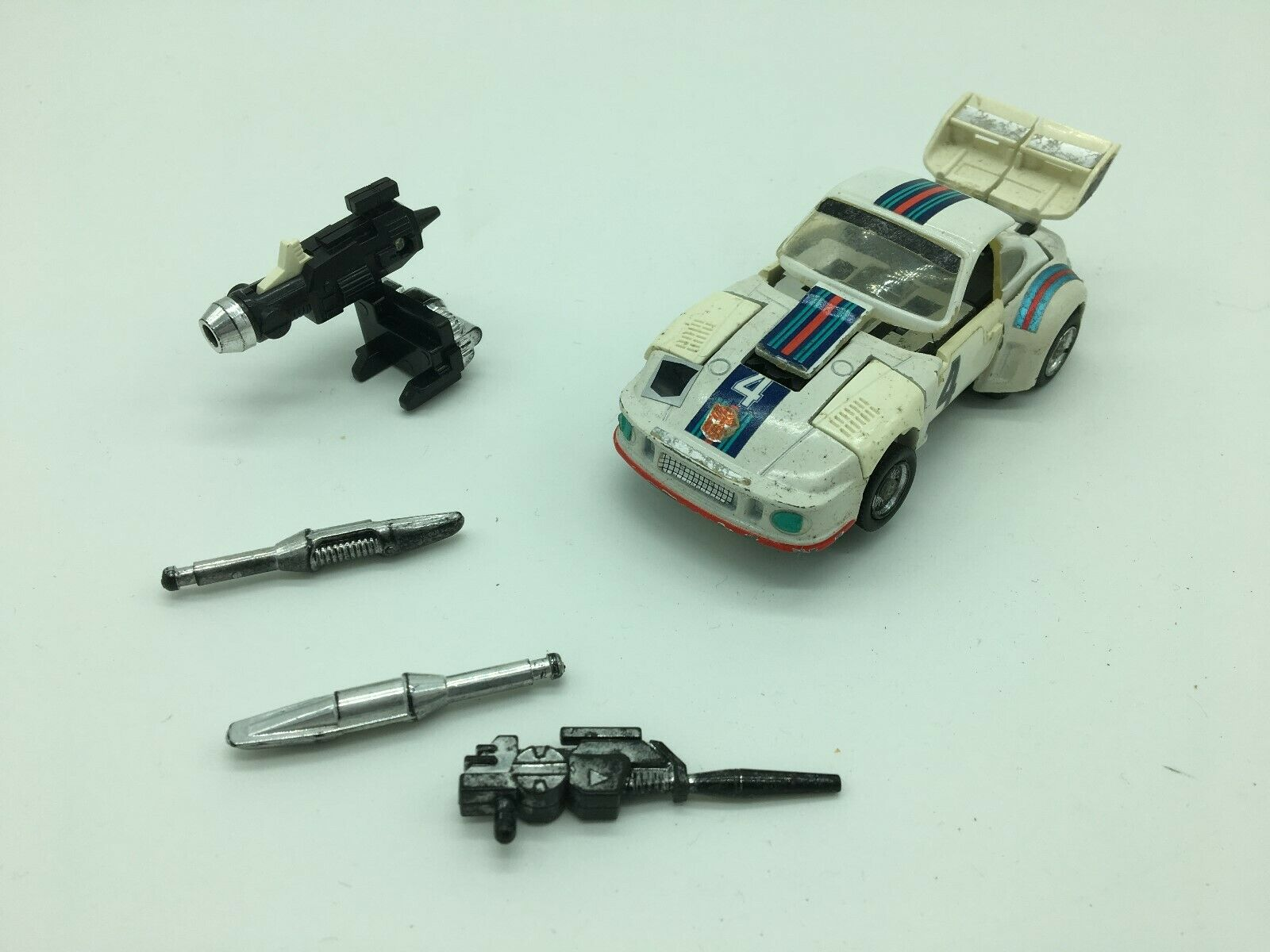 Transformers G1, Jazz, Autobot auto, 1980S, VINTAGE, dei Decepticon,