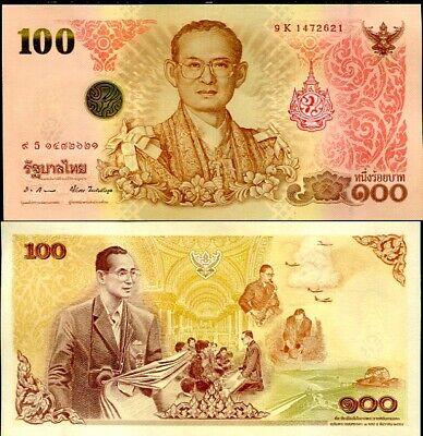 UNC LOT 10 PCS 1//10 BUNDLE THAILAND 60 BAHT 1987 P 93 COMM