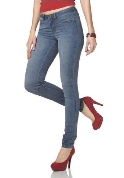 Arizona Skinny Jeans Gr.46 NEU Damen Slim Fit Hose Hose Hose Stretch Denim Blau Used L32 | Luxus  | Innovation  | Die Qualität Und Die Verbraucher Zunächst  | Ausgang  | Guter Markt  0a5a54