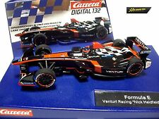 "Carrera digital 132 formula e Venturi racing ""nick heidfeld, nº 23"" 30706"