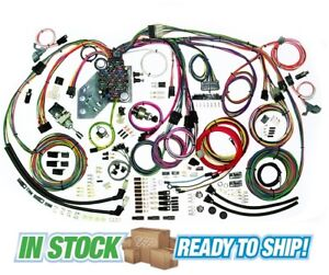 1947 55 chevy truck 3100 wiring harness kit american autowire 500467image is loading 1947 55 chevy truck 3100 wiring harness kit