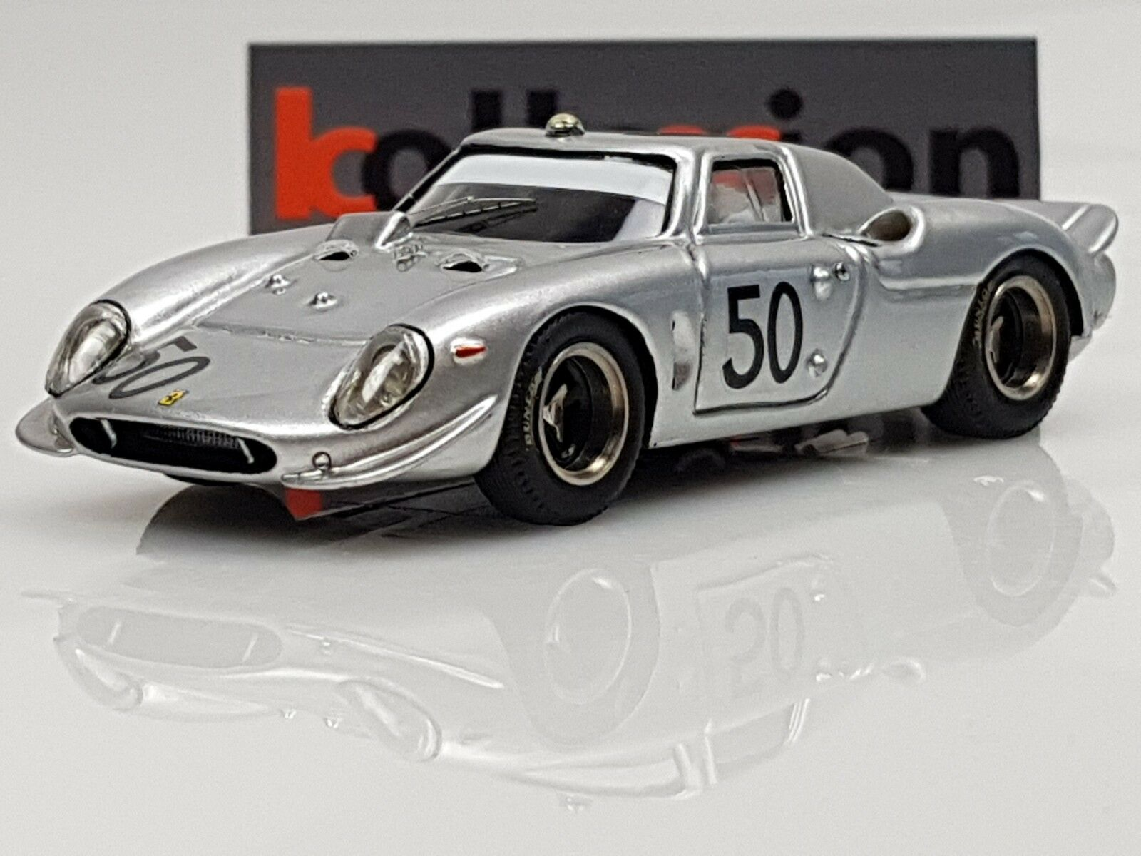 MG Models FERRARI 250 LM n  50 Crystal Palace Norbury Trophy 1967 Propet 1.43