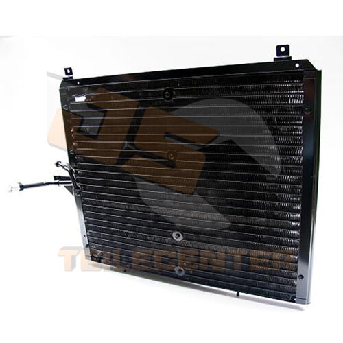 Condensador clima radiador aire acondicionado mercedes clase e w124 s124 c124 a124