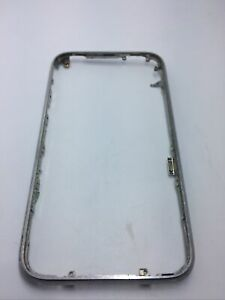 Middle Metal CHROME Bezel Frame for Apple iPhone 3G 3GS Original Used Part