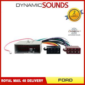 Image Is Loading CT20FD04 Car Stereo Radio ISO Wiring Harness Adaptor