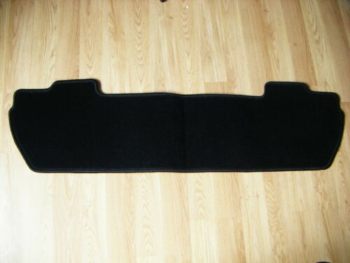 GENUINE CITROEN BERLINGO MULTISPACE REAR FLOOR MAT CARPET BLACK TRIM NEW
