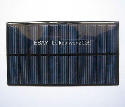 5.5V 320mA 1.76W solar panel PV solar power PCB panel epoxy solar panel module