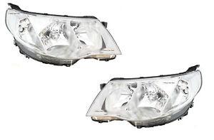 NEW-HEADLIGHT-HEAD-LIGHT-LAMP-HID-for-SUBARU-FORESTER-S3-2008-2012-PAIR-L-R