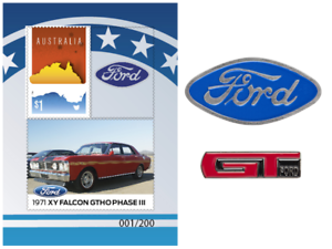 Image Is Loading Ford Gt Box Set Limited Edition Only