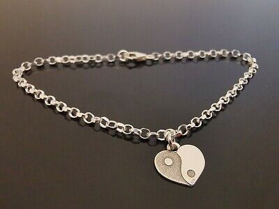 3mm Sterling Silver Bracelet Or Ankle Chain Anklet With Ringing Bell Charm