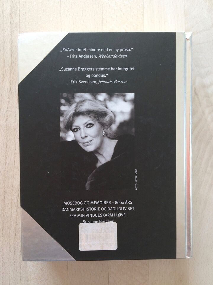 Sølve, Suzanne Brøgger, genre: roman
