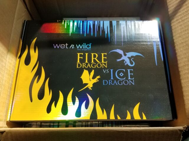 NEW Wet N Wild FIRE & ICE DRAGON LIMITED EDITION Authentic Highlighting  BRUSH