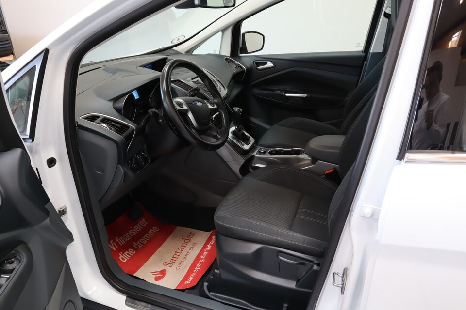 Ford C-MAX 2,0 TDCi 163 Titanium aut. Van Diesel aut.