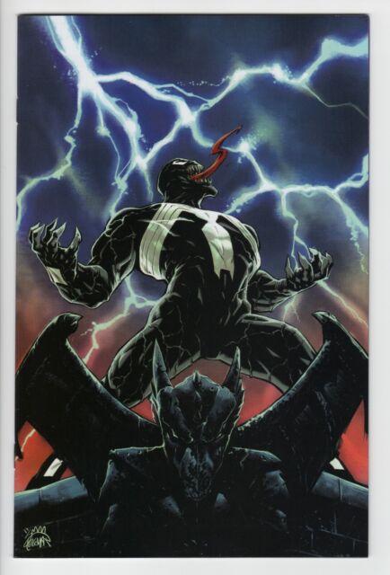 Venom #1 Stegman 1:100 Virgin Marvel 2018