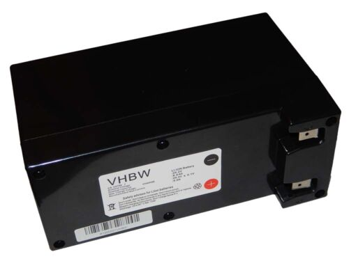 BATTERIA VHBW 25.2V 6900mAh PER Zucchetti CS-C0106-1