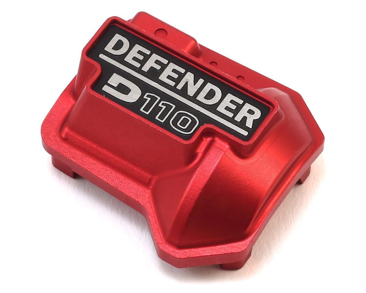 RC4VVVC0480 RC4WD CChe CChe CChe Traxxas TRX-4 Defender D110 Diff Cover (rosso) e40af9