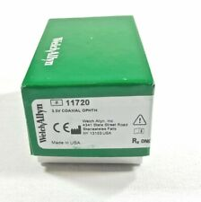 Welch Allyn 35v Coaxial Ophthalmoscope Model 11720 New