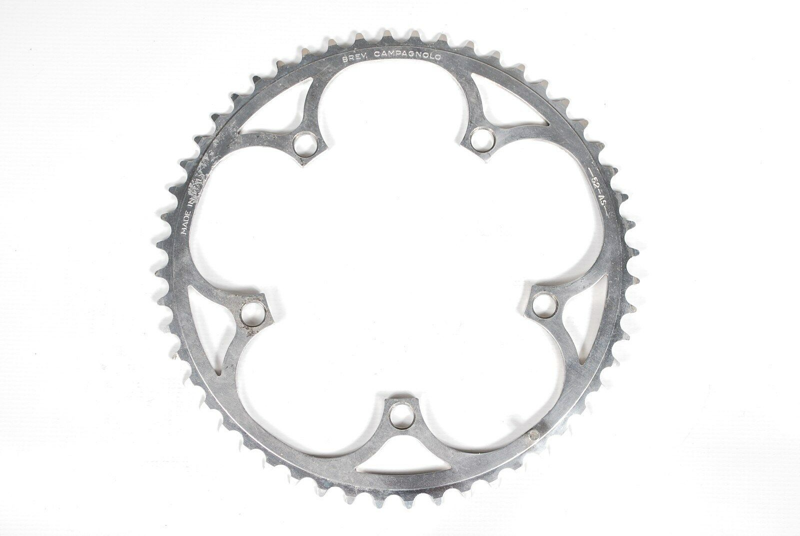 Campagnolo C-Record Bicycle Chainring 52T AS 135 BCD Crankset Campagnolo Parts