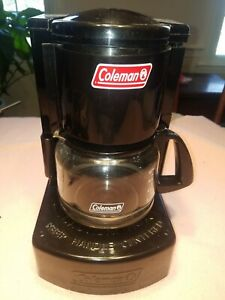 Coleman Camping Stove Coffee Maker Portable 5008   eBay