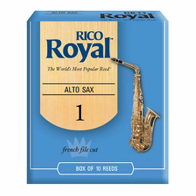 Rico Royal Strength 1 - Sheet For Alto Saxophone