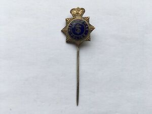 Obsolete Metropolitan Police Tie Pin Badge-25mm