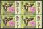 thumbnail 1 - MALAYSIA SELANGOR 1971 BUTTERFLIES 6c B/4 MNH. CAT RM 24