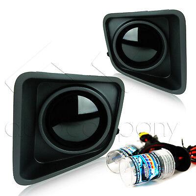 14-18 Toyota Tundra Fog Light w//Wiring Kit /& HID Conversion Kit Clear