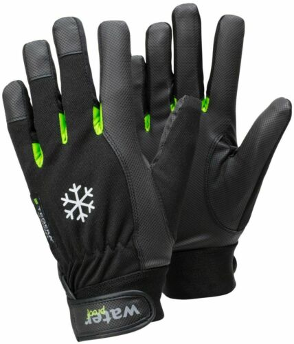 Tegera Ejendals 517 Cold Insulation Warm Waterproof Glove Lined Thermal Winter