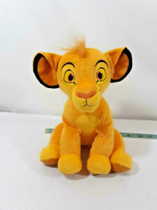 Disney-LION-KING-Plush-SIMBA-Cub-12-034-Toy-Ships-FREE