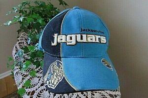 2a41b05f197 Image is loading Reebok-Jacksonville-Jaguars-Hat-Cap-NFL-Apparel-VINTAGE-