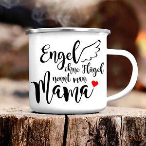 Camping Mama Engel Sin Ala Cb243 Amor Día De La Madre Kompliment