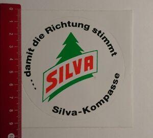 Aufkleber-Sticker-Silva-Kompass-damit-die-Richtung-stimmt-22031734
