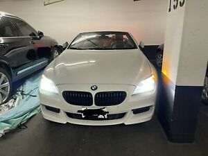 2012 BMW 6 Series 650i xDrive M package