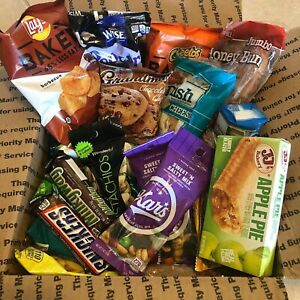 35-Snacks-Care-Package-Snack-Goody-Box