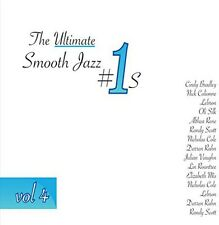 Various Artists - Ultimate Smooth Jazz 1's - Vol 4 [New CD]