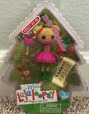 Mini Lalaloopsy Holly Sleighbells Christmas Target Exclusive Retired HTF NIP