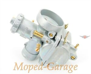 Carburateur MOBYLETTE mobylette Mokick 15mm Kreidler Hercules puch comme Bing maxi
