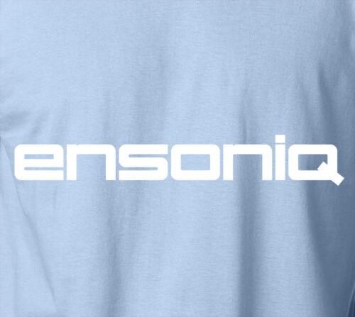 ENSONIQ T-Shirt Vintage Sampler Synthesizer ASR10 Synth EDM Electronic Music Tee