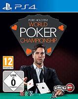 World Poker Championship Pure Hold 'em Gebrauchtes PS4-Spiel #2000