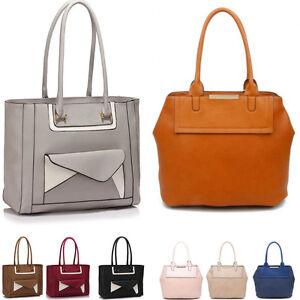 Image Is Loading Women 039 S Large Shoulder Handbags For Work