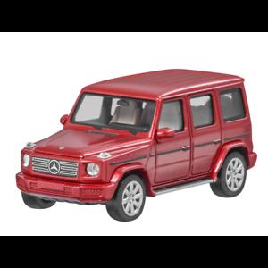 Mercedes Benz W 463 - G Modell 1:87 Rot Limitiert Neu OVP Herpa