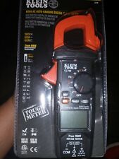 Klein Tools Ac Auto Ranging Trms Digital Clamp Meter Cl700 New