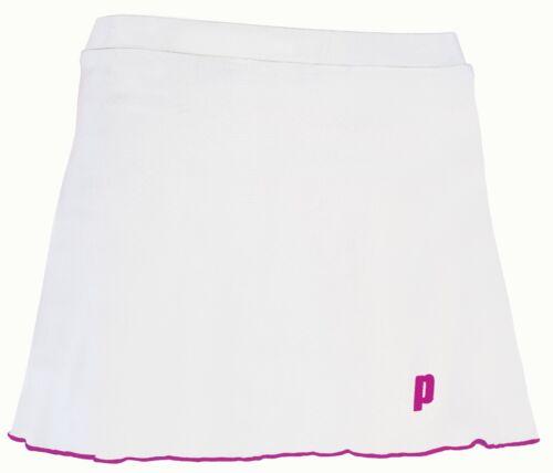 Prince Women/'s Skort in White//Berry