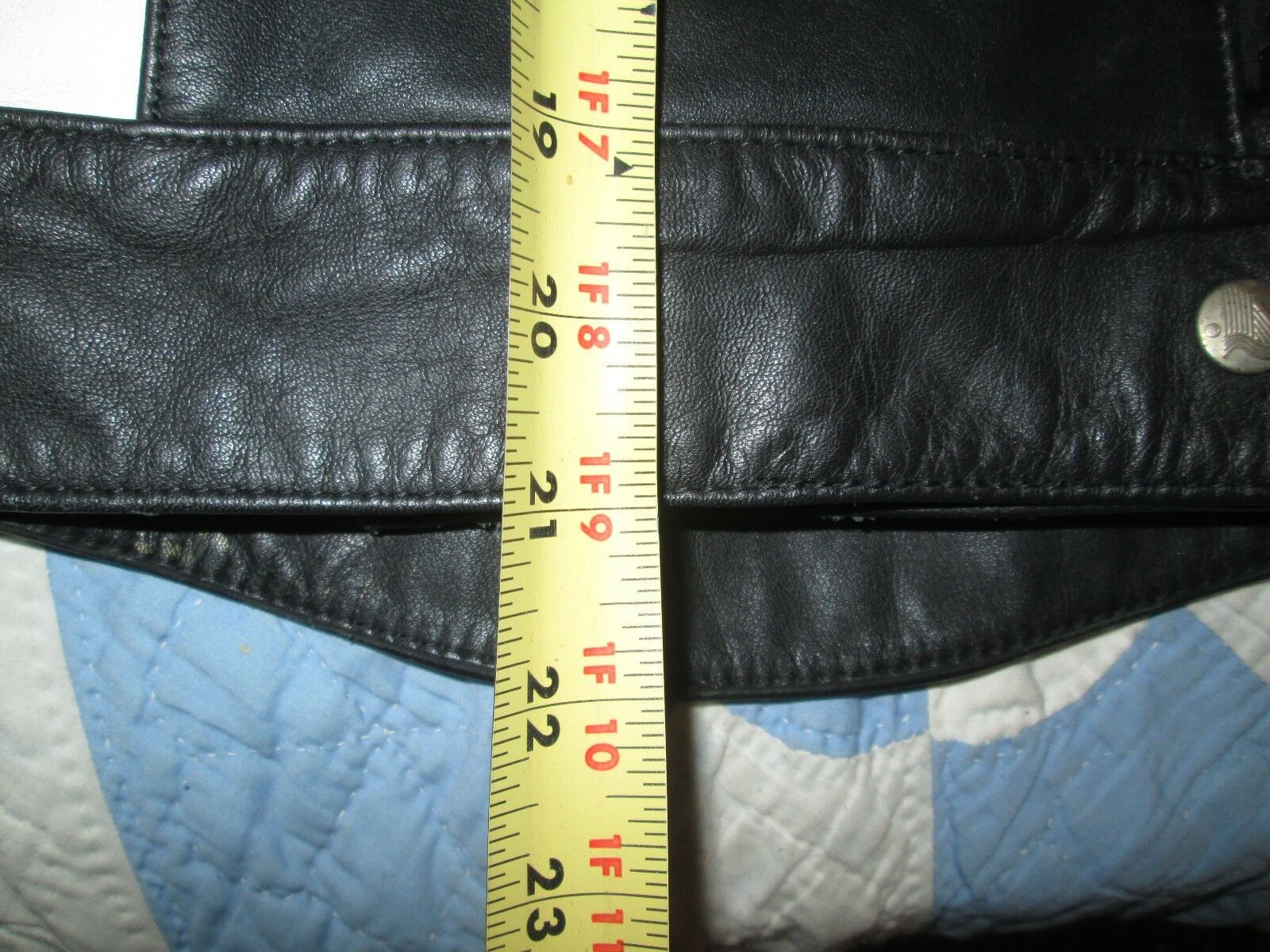KRAWEHL Leder Chaqueta de cuero rojo y crema de de de paneles Strech lados Motocicleta D36 F38 40d231