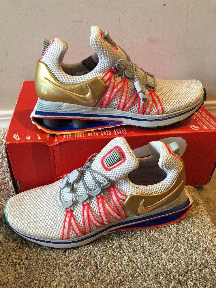 1d35bb128fa0 Mens Nike Shox Gravity Sz Sz Sz 5 Men s Sz 6.5 Women s (AQ8553 009 ...