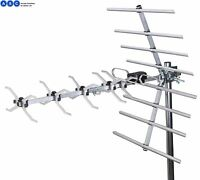HIGH GAIN PHILEX SLX 32 ELEMENT 4G READY DIGITAL FREEVIEW TV AERIAL TELEVISION