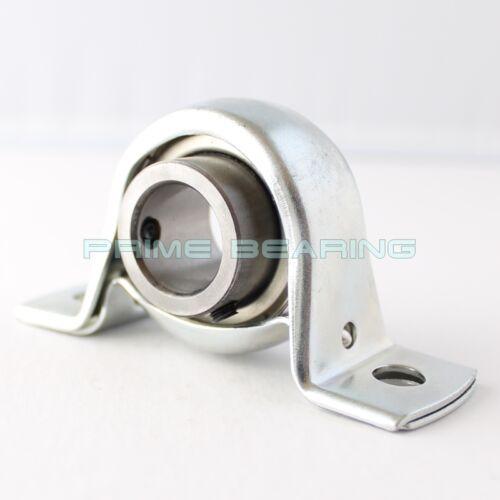 "SBPP206-20 1-1//4/""  Pressed Steel Pillow Block Bearing High Quality!"