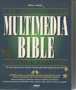 The-Winn-L-Rosch-MULTIMEDIA-BIBLE-WINDOWS-95-RRP-37-50-1995-First-Edition