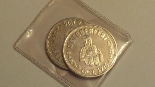 1976 Kitchener Waterloo Oktoberfest dollar